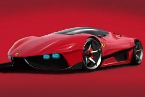Studiu Ferrari: EGO Concept