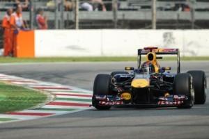 Vettel, cel mai rapid inaintea calificarilor de la Monza
