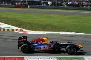 Vettel castiga detasat Marele Premiu al Italiei