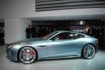 Premiera Frankfurt 2011: Jaguar C-X 16
