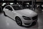 Frankfurt live: Mercedes CLS 63 AMG