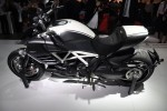 Frankfurt live: Ducati Diavel AMG Special Edition