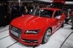 Frankfurt live: Audi S7
