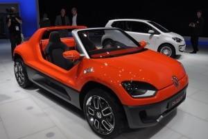 Frankfurt live: Volkswagen Buggy