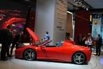 Frankfurt live: Ferrari 458 Spider