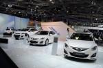 Frankfurt live: Standul Mazda
