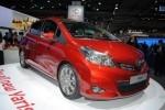 Frankfurt live: Toyota Yaris