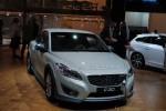 Frankfurt live: Standul Volvo