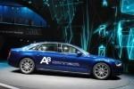 Frankfurt live: Audi A8