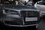 Frankfurt live: Audi A8L W12 Quattro