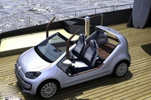 Volkswagen Up! Azzura Sailing Team