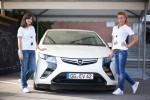 Facultatea de transporturi, specializarea Opel Ampera