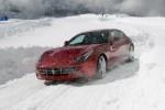 Oferta Ferrari: curs de conducere pe zapada