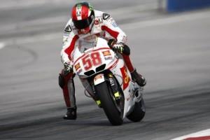 Simoncelli va ramane la Gresini Honda in 2012