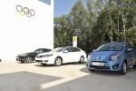 Renault sustine Echipa Olimpica a Romaniei