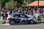 SKODA Motorsport sarbatoreste victoria de la Raliul Ungariei