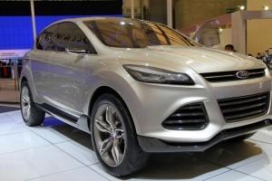 Noul Ford Escape Eco Boost la LA Auto Show