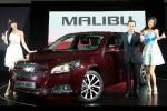 Coreea de Sud - prima piata pentru  Noul Chevrolet Malibu