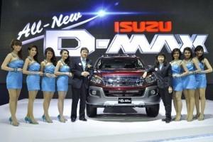 Noul Isuzu D-MAX este geamanul Chevrolet Colorado