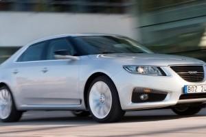 Saab 9-5 sedan: Masina anului