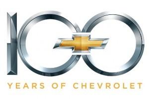 Chevrolet sarbatoreste 100 de ani de existenta