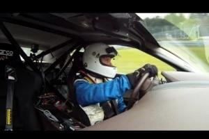 Cadillac ATS sport sedan la Nurburgring
