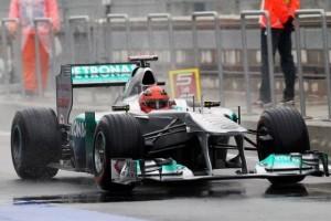 Schumacher, cel mai rapid in primele antrenamente din Coreea de Sud