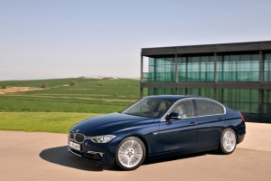 Noul BMW Seria 3 Sedan apare in Romania in 2012