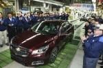 Primul Chevrolet Malibu a iesit de pe liniile de fabricatie