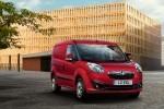 Opel introduce Noul Combo Van in Marea Britanie