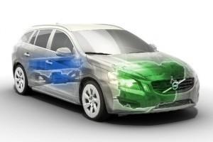 OFICIAL: Noul Volvo V60 va fi vandut incepand  cu 2012