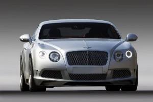 Imperium Automotive prezinta noul Bentley Continental GT Audentia
