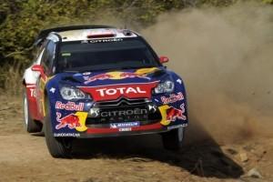 Loeb conduce Raliul Spaniei dupa prima zi