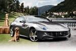 Catalogul de Craciun a lui Marcus include si un Ferrari FF