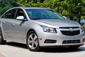 Chevrolet Cruze Diesel va fi construit in Ohio