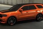 SEMA: Mopar Dodge Durango Tow Hook Concept