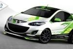 Mazda  vine la SEMA cu 2 modele: MX-5 Spyder si Mazda 2 Turbo Hot  Hatch