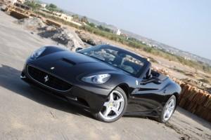 Ferrari California 2012 - Mai usor, mai puternic