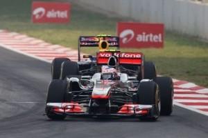 Webber: Pneurile m-au impiedicat sa prind podiumul
