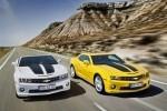 Chevrolet Camaro a ajuns in showroom-urile din Romania