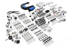 GM permite clientilor sa-si construiasca singuri motoarele