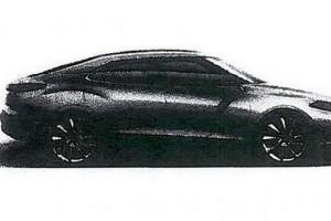 Un teaser cu inlocuitorul modelului Saab 9-3