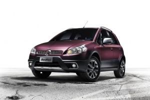 Fiat Sedici Crossover facelift