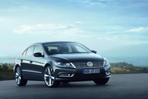 Volkswagen Passat CC facelift dezvaluit inaintea premierei oficiale