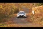 Primul test cu noul Polo R WRC
