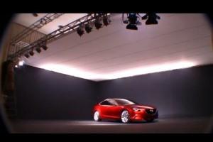 Sesiune foto: Mazda Takeri Sedan