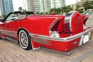 Din iad: Un Chrysler modificat