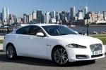 Jaguar testeaza modelul diesel XF in SUA