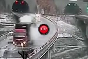 VIDEO: Accidente thailandeze