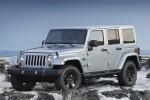 Jeep dezvaluie noile editii Arctic Wrangler si Liberty